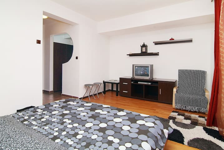 Central Studio Piata Romana 1 - Boekarest - Appartement