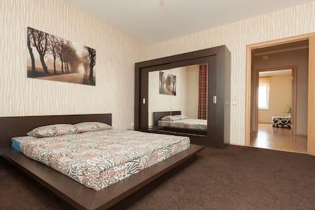3 room apartment business class - Yekaterinburg