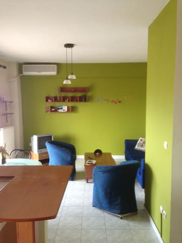 My Nice & Cheap Apartment in Peraia - Perea - Appartement