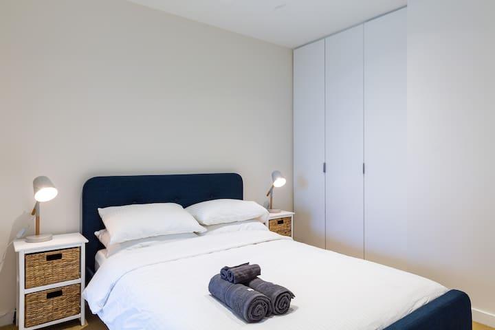 Luxurious 1br apartment in CBD