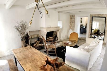 La Maison du Figuier - Saint-Clément-des-Baleines - Casa