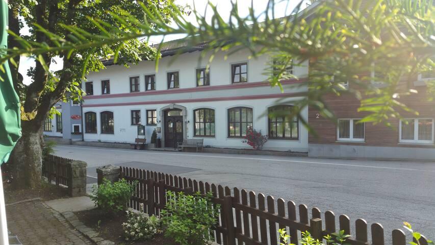 Urlaub im Passauer Oberland/Dreiburgenland