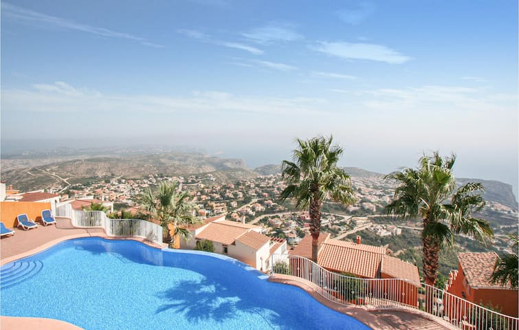 Holiday apartment with 2 bedrooms on 68m² in Cumbre del Sol