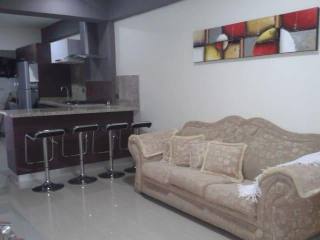 apartamento tipo estudio /  Studio apartment - Maracaibo - Byt