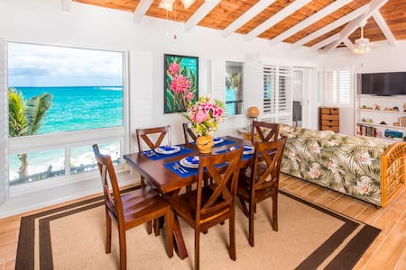 ★Beachfront Hm ★ Total 2016 Remodel ★ SEPT 20% OFF - Casa