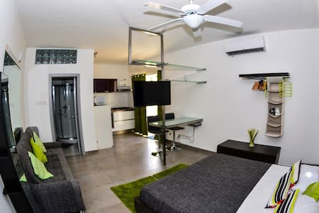 Pinewood Studio Apartment - Swieqi
