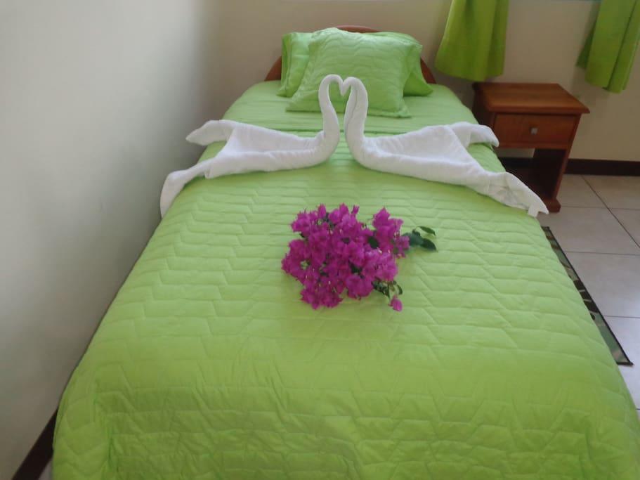 CASACASCADA, camas adcionales