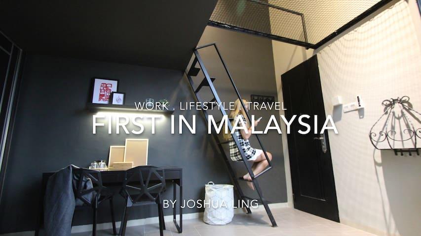 Opposite Sunway Pyramid - Joshua Loftstay*** - Petaling Jaya - Hus