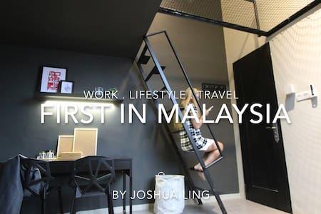 Opposite Sunway Pyramid - Joshua Loftstay - Petaling Jaya - House