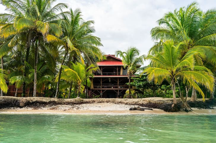 Bay Of The Floating Palms - Main House