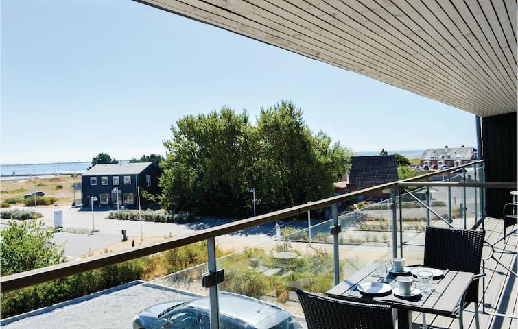 Holiday apartment with 1 bedroom on 61m² in Rømø