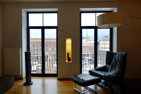 Apartment with beautiful views - 里加 - 公寓