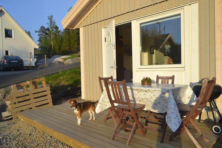 2016 Newly built modern home - Tyresö - Chambre d'hôtes