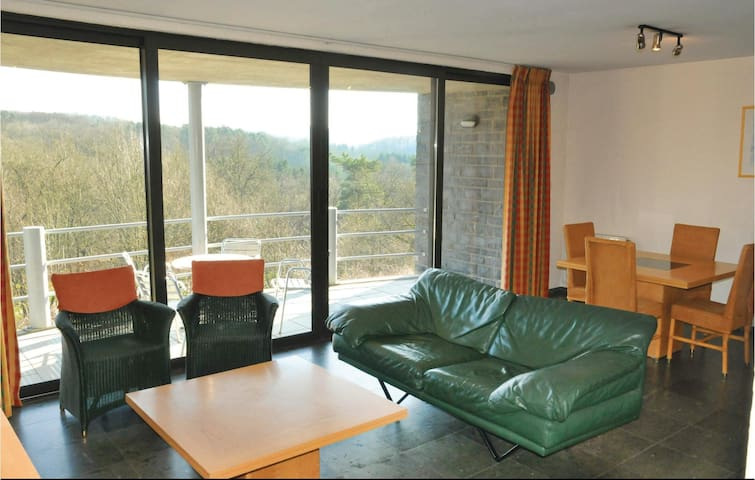 Holiday apartment with 2 bedrooms on 75m² in Barvaux