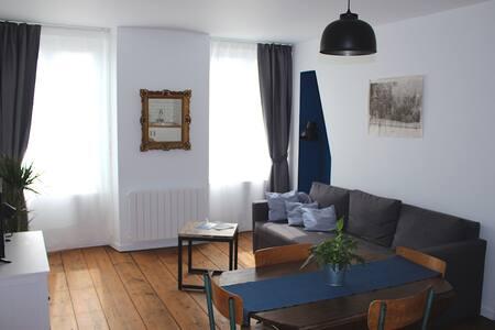 Appartement chaleureux à Saint-Michel