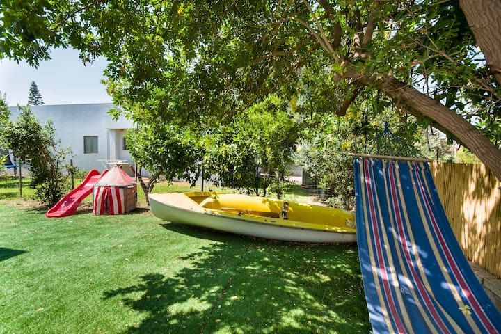 Discover beit yanai beach and the turtle river