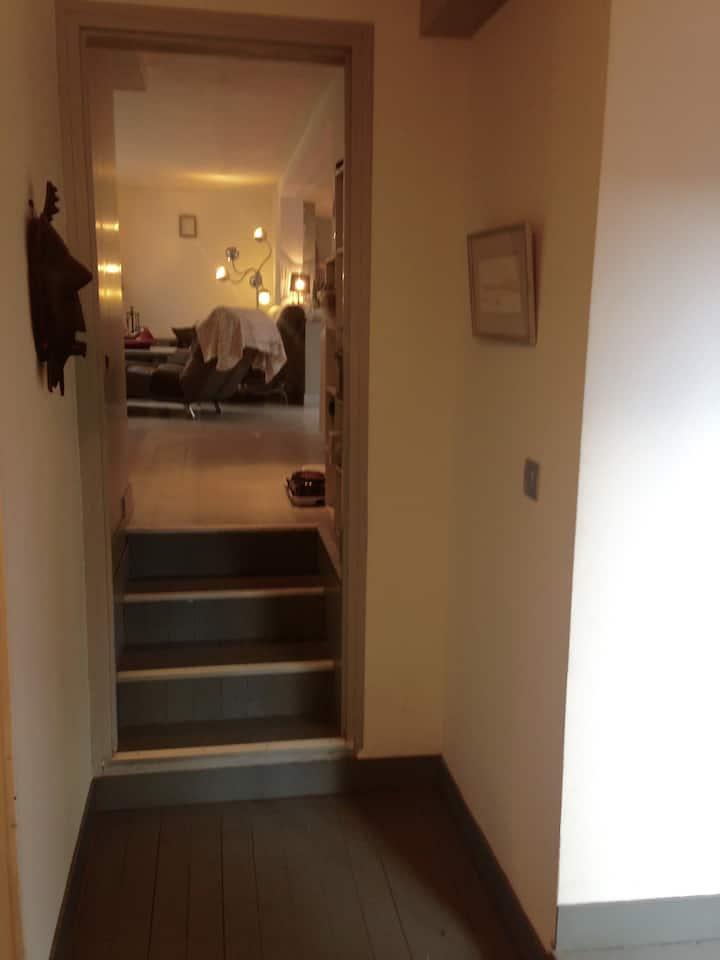 Chambre dans loft  centre hotel de ville