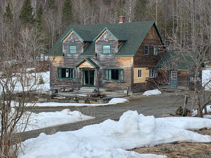 Private 3 Bedroom House in the NEK of Vermont