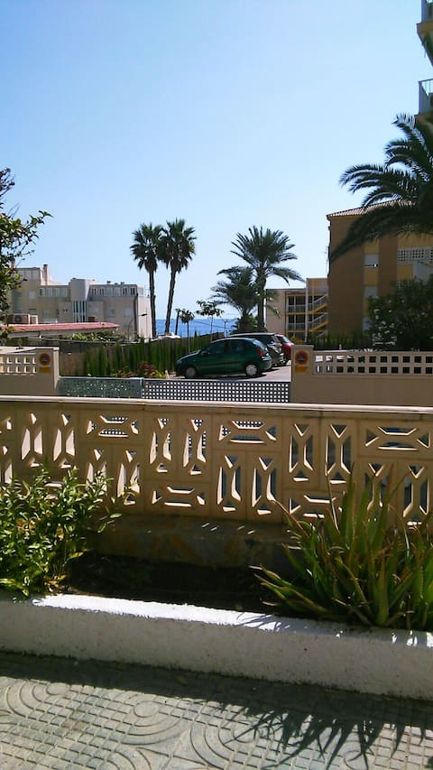 Precioso apartamento frente al mar