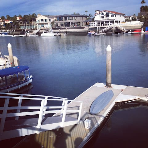 Waterfront, Private Room in Harbor - Oxnard - Ház