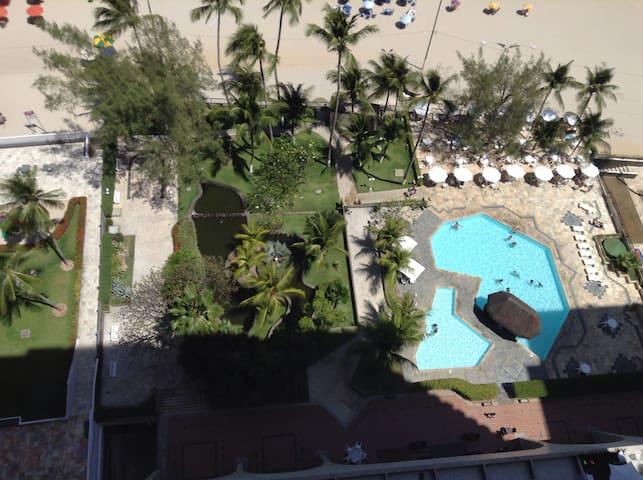 Flat na beira mar de Piedade - Jaboatão dos Guararapes - Apartmen
