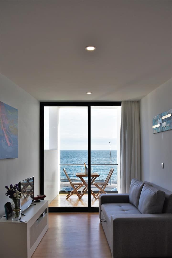 Sky Blue Apartment