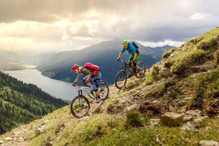 b&b - Wandern & Biken in Südtirol/Vinschgau