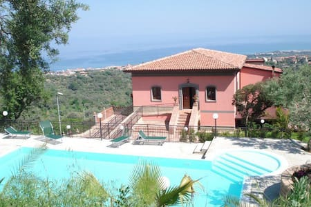Holiday in sicily in front sea - Sant'agata di Militello - Apartmen