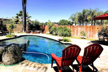 San Diego Getaway Resort