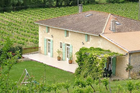 250 m² charming house in the vineyards - Saint-Pey-de-Castets - 独立屋