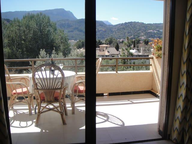 Apartamento con terraza! - Puerto Soller - Apartment