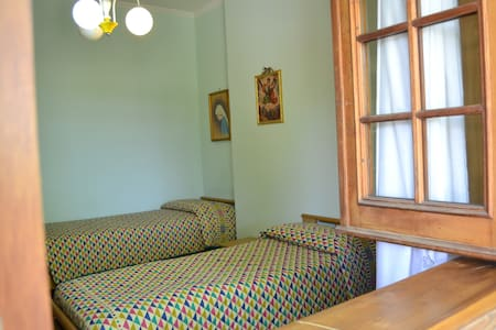 B&B CASA ROSELLA - La Doppia - Bellegra - Bed & Breakfast