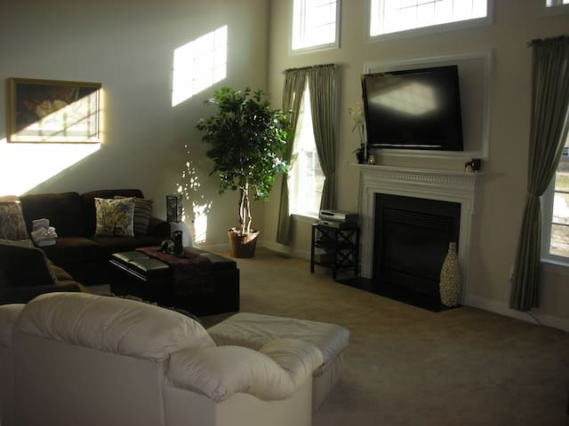 Comfortable Room in Beautiful Home - Upper Marlboro - House