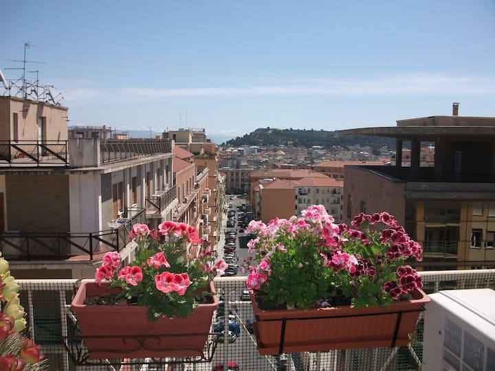 Rooms in the Heart of Cagliari