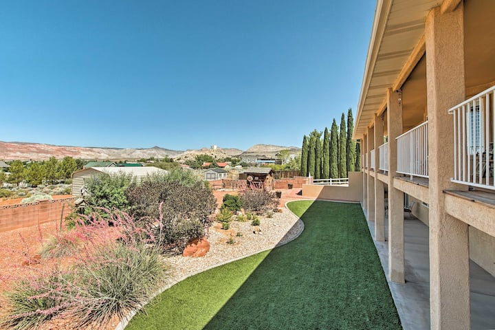 St. George Apt Surrounded by Trails & Golf!