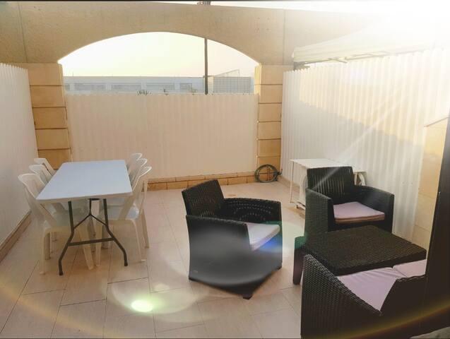 Appartement/Ashkelon/Marina