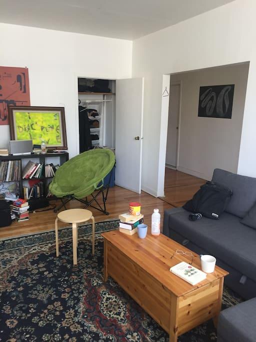 La salle de séjour//living room