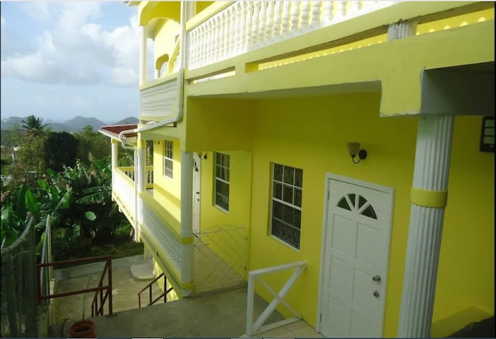 Shortstay Facility - sea view Castries Saint Lucia