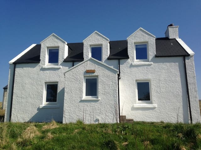 Hilltop, Self Catering, Skye