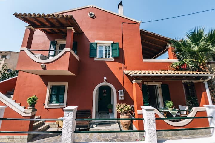Anna Studios Agios Gordios Corfu
