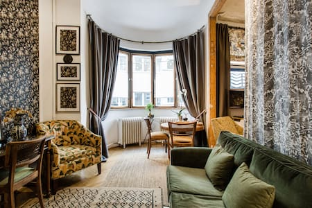 Central Park apartment