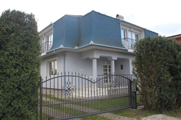 Zalakaros-Orwa Apartman 8 Fenyőfa - Zalakaros - House