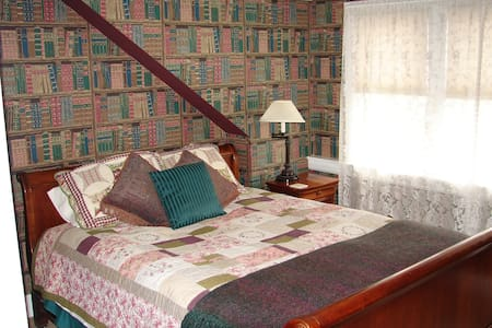 Haxton Manor Bed and Breakfast - Salt Lake City - Bed & Breakfast