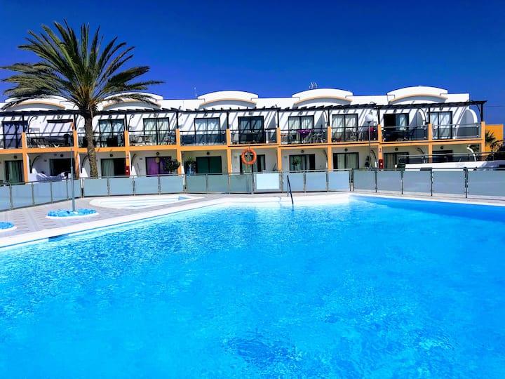 """Apartment """"SMILE"""" nice in Fuerteventura"""