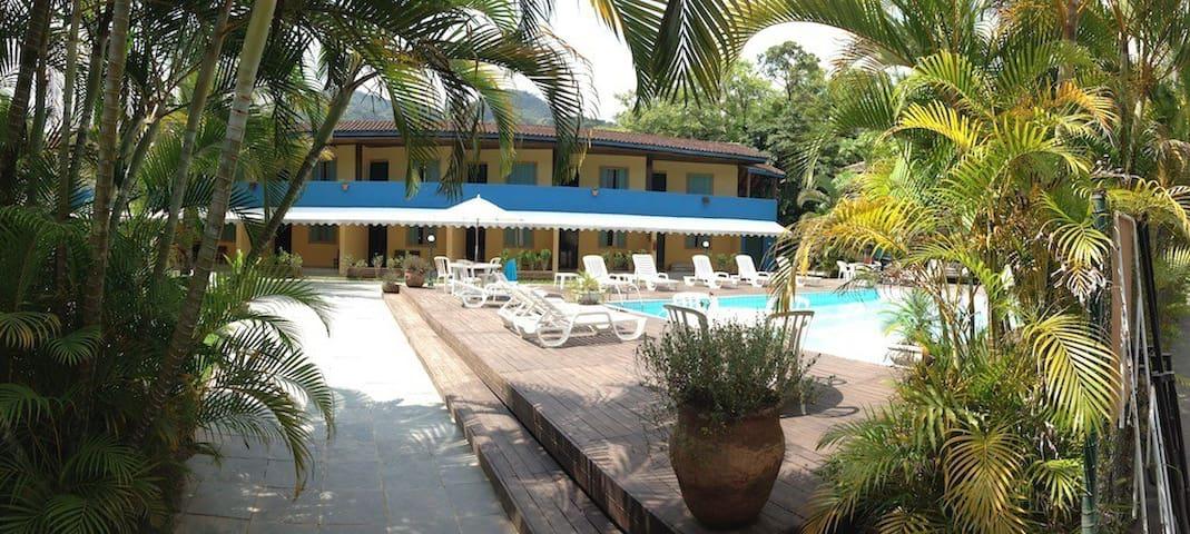 Suite charmosa no litoral norte - São Sebastião - Apartamento