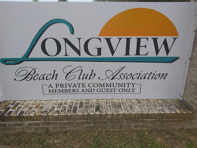 Longview Private Beach Club  - House for Rent