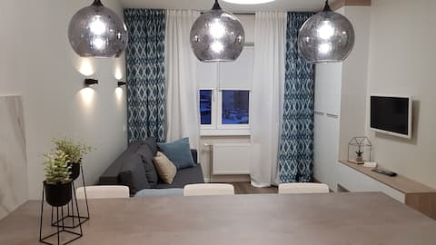 2-х комнатная квартира в Вивальди.
