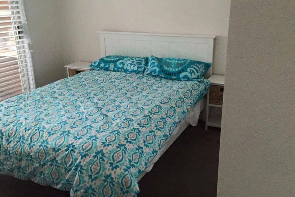 Bedroom 3 - Double Bed and wardrobe