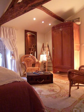 Charming guest house in Vendée - Les Lucs-sur-Boulogne - Bed & Breakfast
