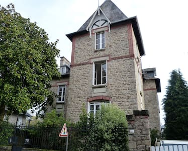 Dinan Pavillon Gaudel bleu - Dinan - Bed & Breakfast